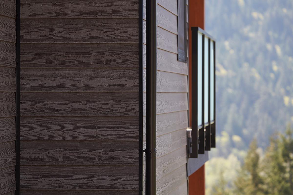 TrueGrain Series™ | West Coast Grey Lap Siding