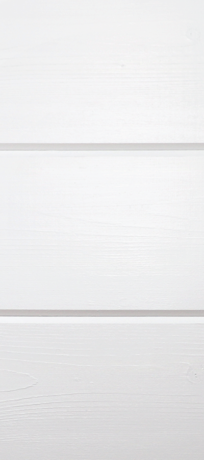 PureSoffit™   Simply White VGroove