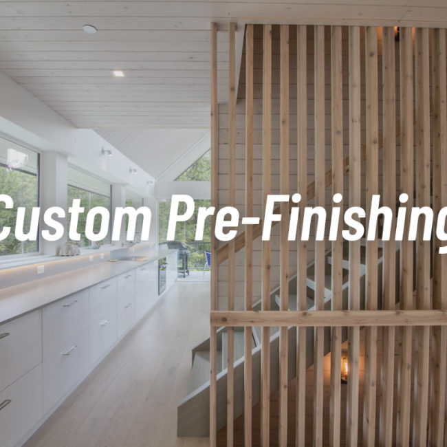 Fisher Coating | Custom Pre-Finishing