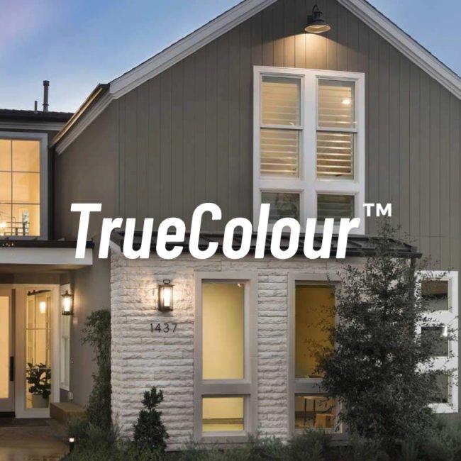 Fisher Coating TrueColour™ James Hardie Fibre Cement