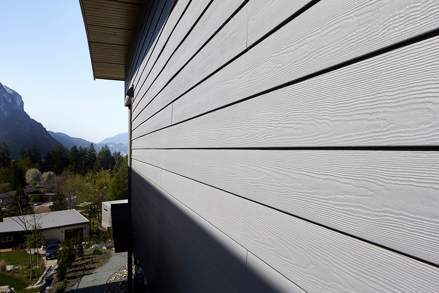 Fisher Coating TrueColour™ James Hardie Fibre Cement Siding