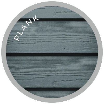 Fisher Coating TrueColour™ Plank Siding